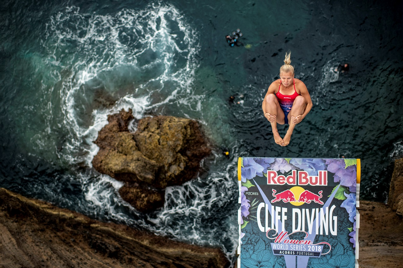 Red Bull Cliff Diving 2019