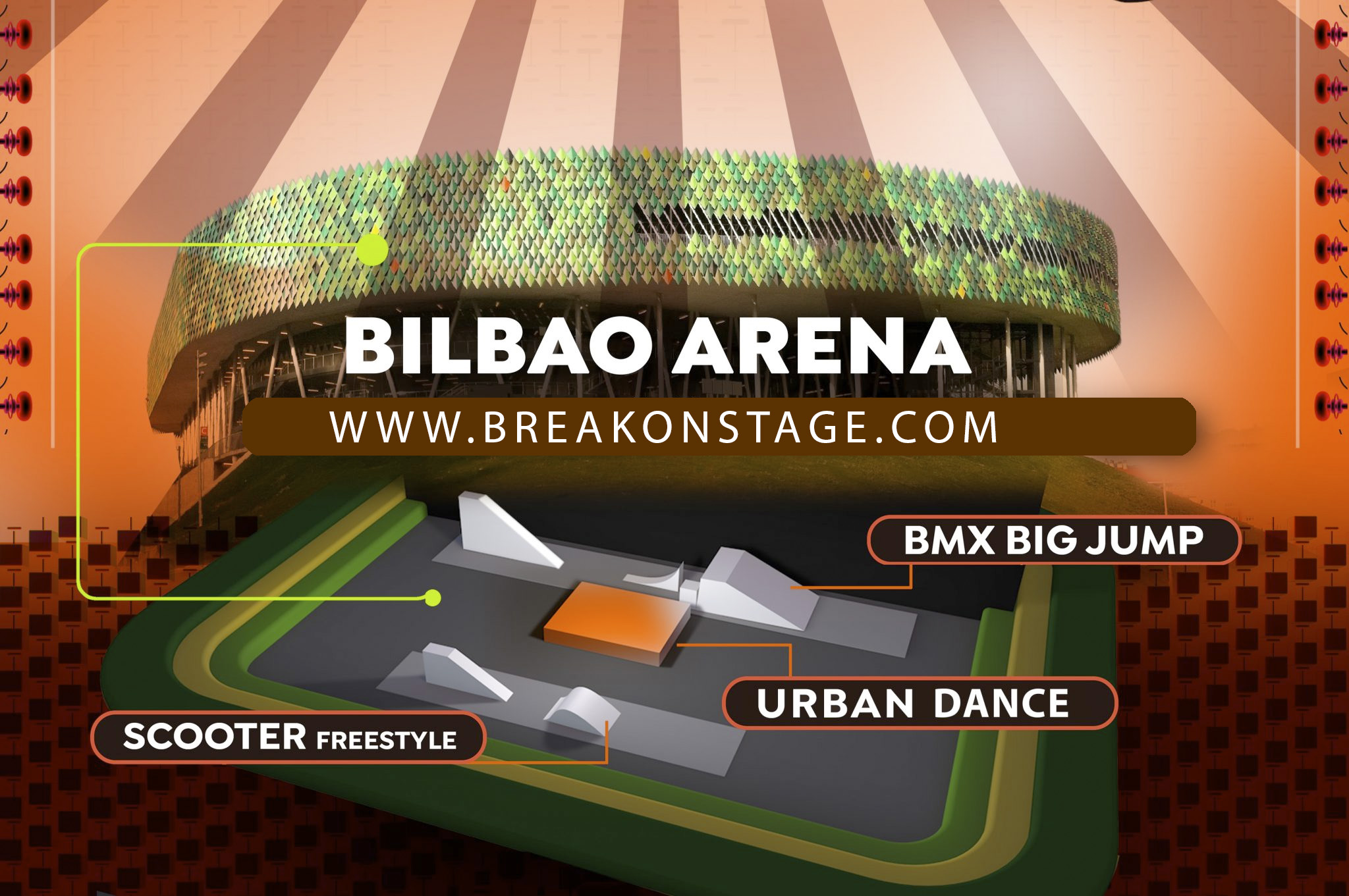 Vuelve el festival Break on stage